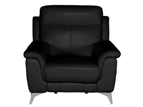 Awe Inspiring Brooklyn Black Dual Power Recliner Loveseat Machost Co Dining Chair Design Ideas Machostcouk