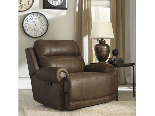 Tremendous Austere Brown Power Recliner 2 Pcs Set Dailytribune Chair Design For Home Dailytribuneorg
