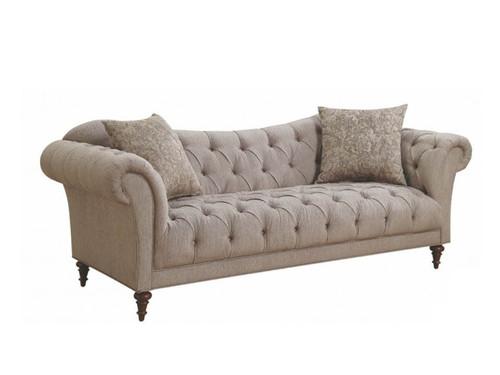 Super Alasdair Light Brown Loveseat Caraccident5 Cool Chair Designs And Ideas Caraccident5Info