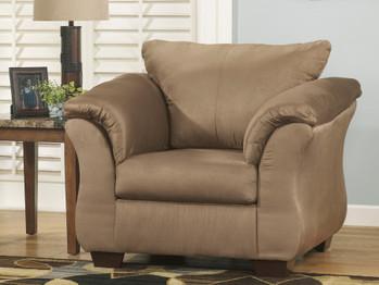 Surprising Darcy Mocha Sofa Chaise Dailytribune Chair Design For Home Dailytribuneorg
